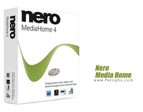 نرم افزار Nero Media Home Free