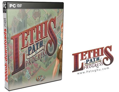 دانلود بازی شهر سازی برای کامپیوتر Lethis Path of Progress