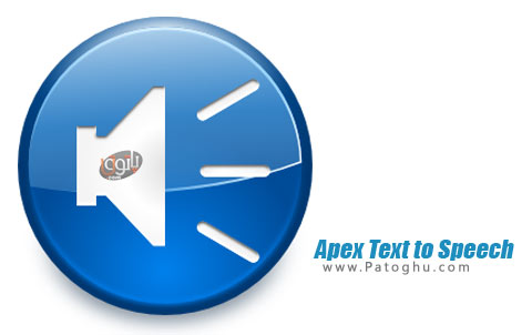 نرم افزار Apex Text to Speech