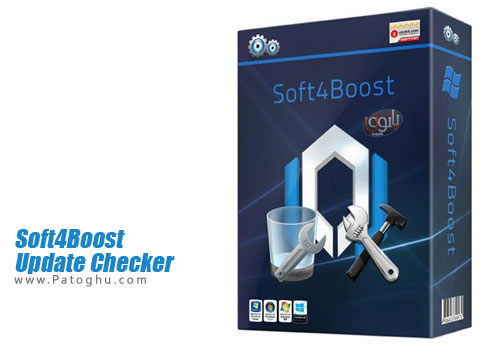 برنامه Soft4Boost Update Checker