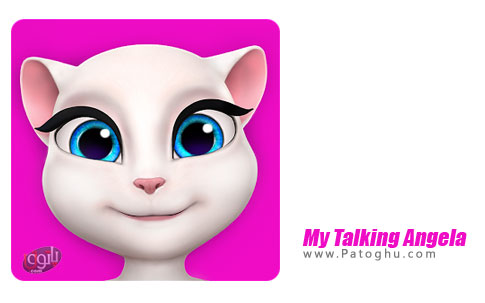 بازی My Talking Angela