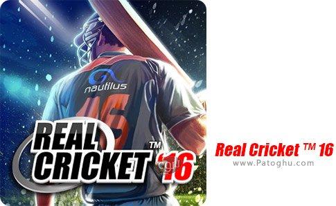 دانلود بازی Real Cricket ™ 16 برای اندروید