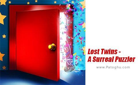 دانلود بازی Lost Twins - A Surreal Puzzler برای اندروید