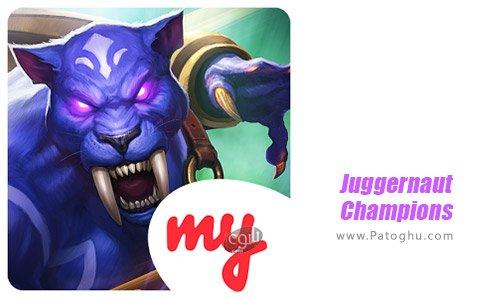 دانلود بازی Juggernaut Champions برای اندروید