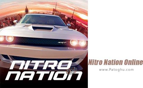 دانلود بازی Nitro Nation Online برای اندروید