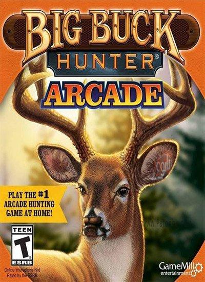 دانلود بازی Big Buck Hunter Arcade برای ویندوز