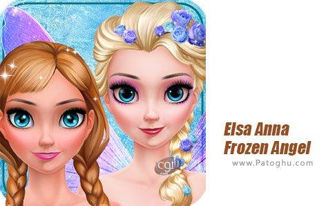 دانلود بازی Elsa Anna Frozen Angel برای اندروید