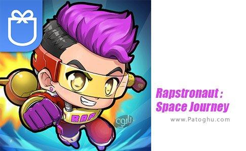 دانلود بازی Rapstronaut Space Journey برای اندروید