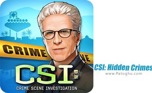 دانلود بازی CSI Hidden Crimes برای اندروید