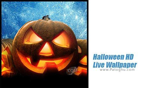 دانلود نرم افزار Halloween HD Live Wallpaper برای اندروید