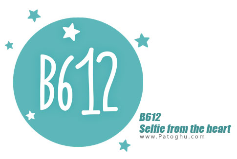 نرم افزار B612 - Selfie from the heart