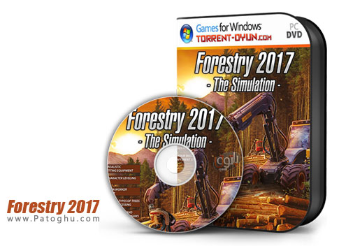 بازی Forestry 2017 The Simulation