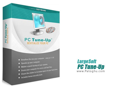 نرم افزار LargeSoft PC Tune-Up