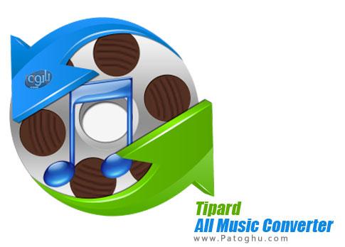 نرم افزار Tipard All Music Converter