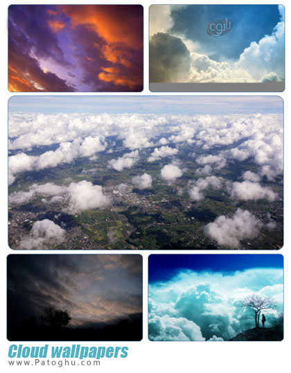 پس زمینه Cloud wallpapers