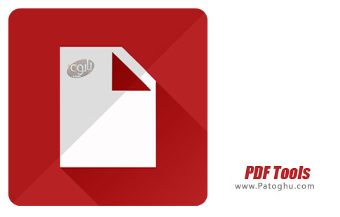 نرم افزار PDF Tools