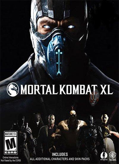 دانلود بازی Mortal Kombat XL برای ویندوز