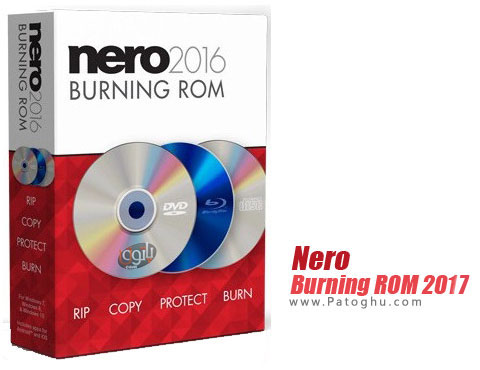 Nero Burning ROM دانلود