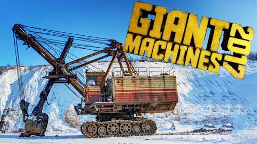 بازی Giant Machines 2017