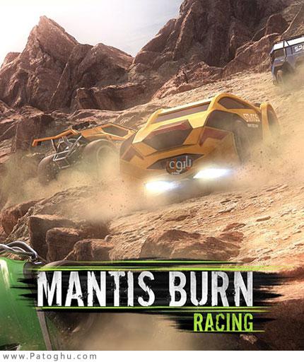 دانلود نرم افزار Mantis Burn Racing برای ویندوز