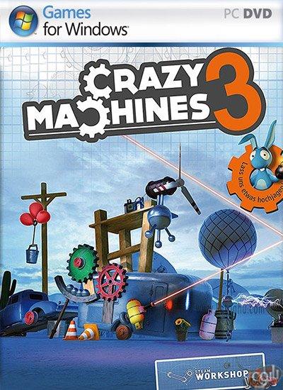 دانلود بازی Crazy Machines 3