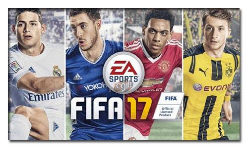 بازی فیفا 17 برای PC