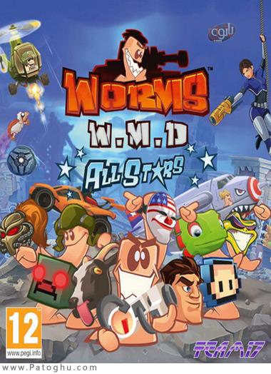 دانلود بازی Worms W.M.D برای ویندوز