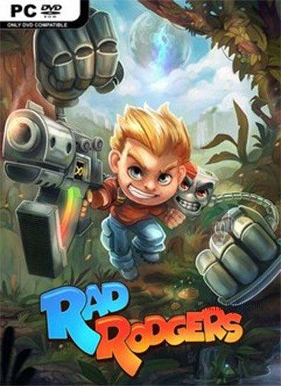 دانلود بازی Rad Rodgers برای ویندوز