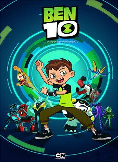 دانلود کارتون Ben 10 2016 Season 1
