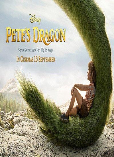 دانلود فیلم Pete's Dragon