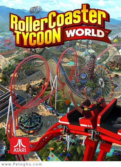 دانلود بازی RollerCoaster Tycoon World برای ویندوز