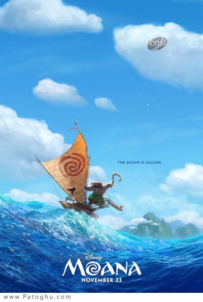 دانلود انیمیشن Moana 2016 موانا