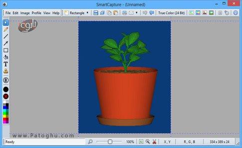 دانلود نرم افزار SmartCapture 3.8.2 عکس گرفتن از میز کار ویندوز