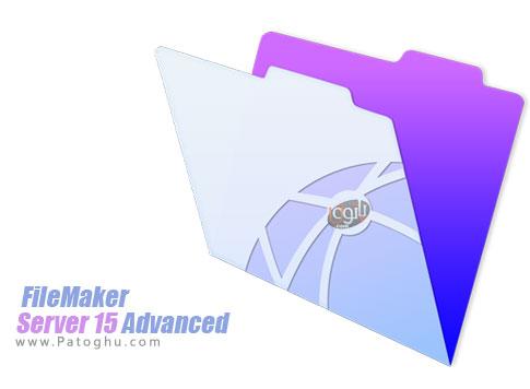 نرم افزار FileMaker Server 15 Advanced