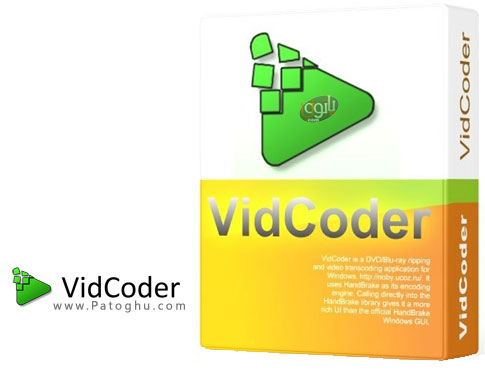 نرم افزار VidCoder