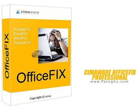دانلود Cimaware OfficeFIX Professional برنامه بازگردانی فایل های آفیس