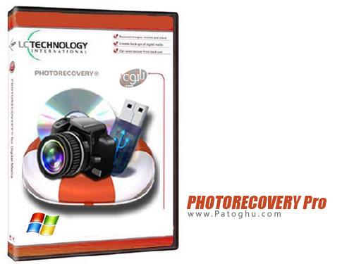 دانلود نرم افزار PHOTORECOVERY Professional 2017 برای ویندوز