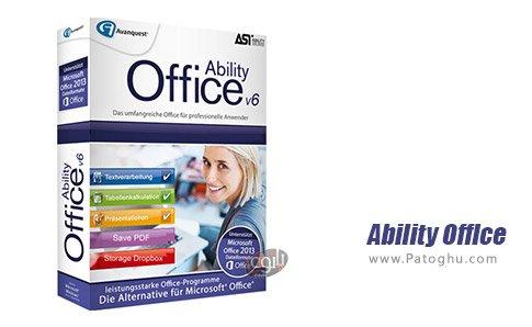 دانلود نرم افزار Ability Office برای اندروید