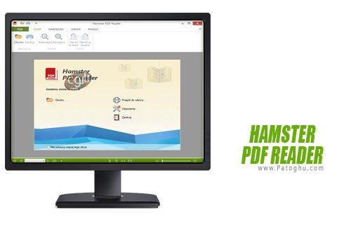 دانلود Hamster PDF Reader نرم افزار اجرای فایل های PDF