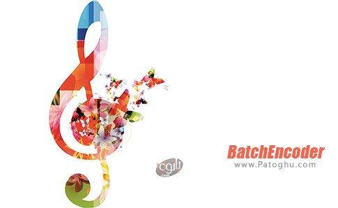 دانلود نرم افزار BatchEncoder برای اندروید