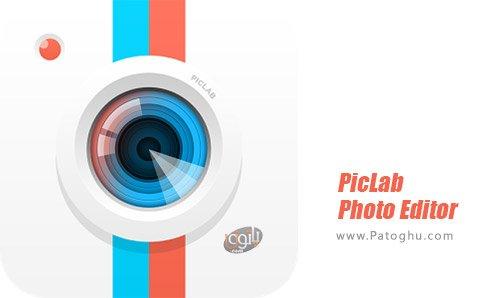 دانلود نرم افزار PicLab - Photo Editor برای اندروید