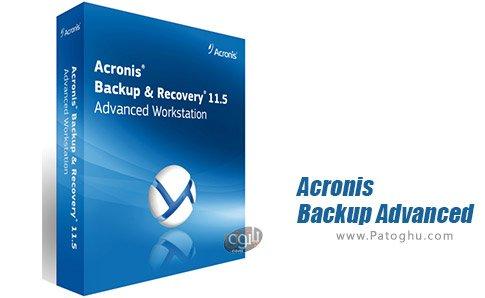 دانلود نرم افزار Acronis Backup Advanced برای ویندوز