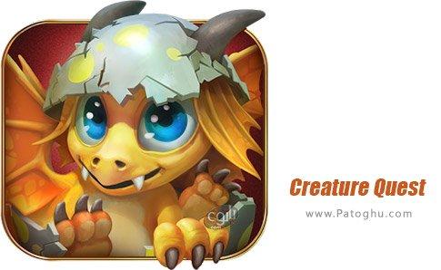 دانلود بازی Creature Quest برای اندروید