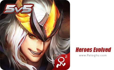 دانلود نرم افزار Heroes Evolved برای اندروید