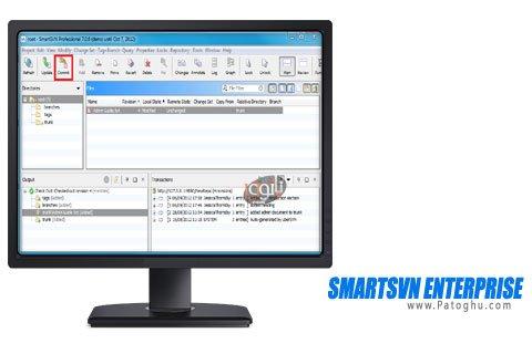 دانلود SmartSVN Enterprise برنامه مدیریت پروژه های برنامه نویسی