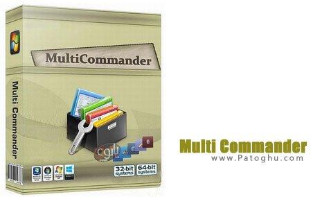 دانلود برنامه فایل منیجر Multi Commander
