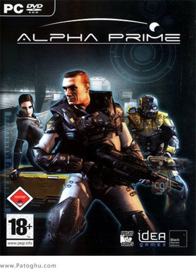 دانلود Alpha Prime برای ویندوز