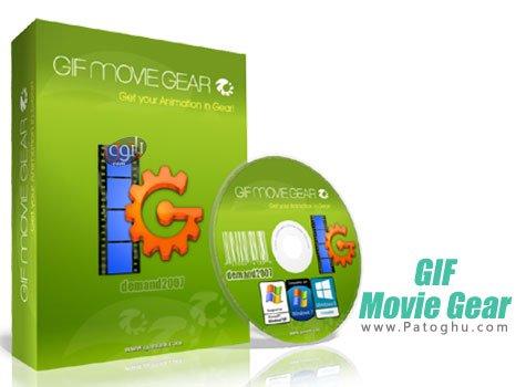 دانلود برنامه ساخت گیف GIF Movie Gear