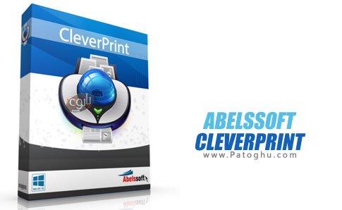 دانلود Abelssoft CleverPrint برنامه برای صرفه جویی در پرینت