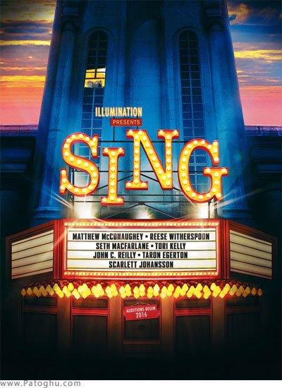 دانلود انیمیشن 2016 Sing